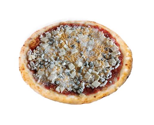 FOUR CHEESES ITALIAN PIZZA