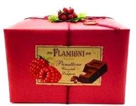 Panettone Gourmet Chocolate & Rasberries