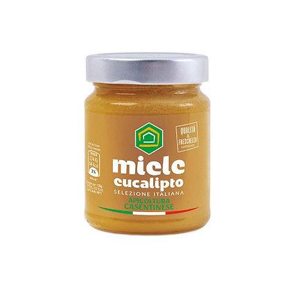 Organic Eucalyptus Italian Honey 350 gr