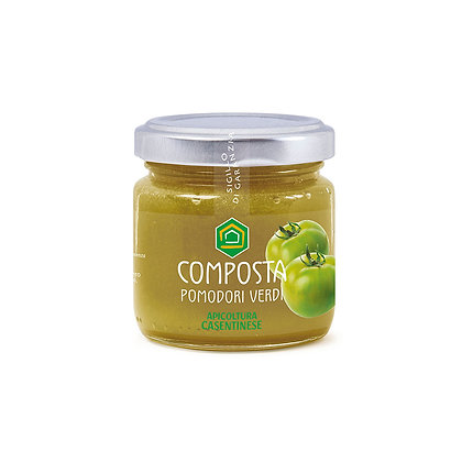 GREEN TOMATOES COMPOTE 100gr