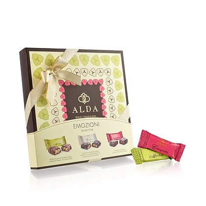 Emozioni Assortment - Individually Wrapped 400gr