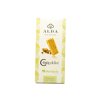 Crunchy Nougats Inividually Wrapped With 70% Of Apulian Almonds 105gr
