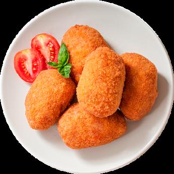 Suppli Tomato & Mozzarella