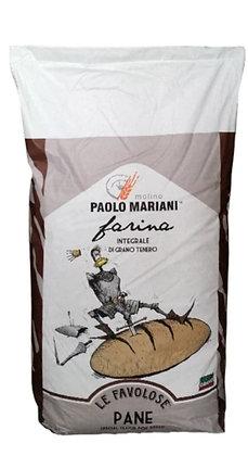 Wholemeal Flour (Integrale) - Paolo Mariani - 25 kg