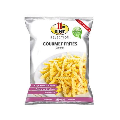 Gourmet Fries Crinkle - 2.35kg