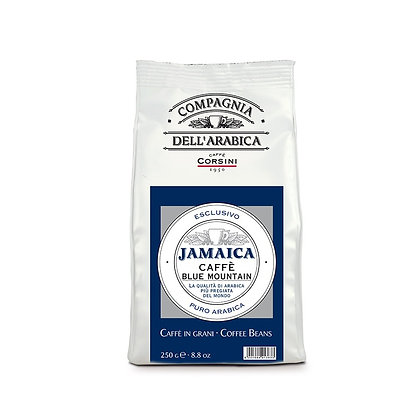 Jamaica Blue Mountain Coffee Beans Pure Arabica - 250gr