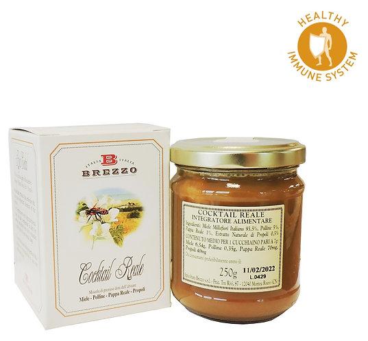 Royal Jelly Cocktail Honey 250 gr