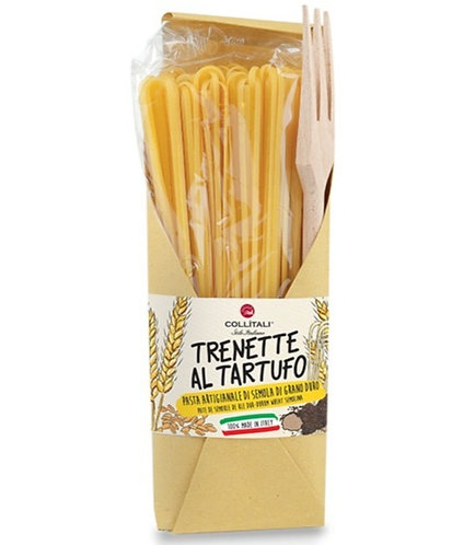 Trenette Truffle Pasta with Wooden Fork 500 gr