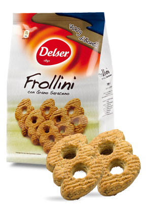 FROLLINI with Buckwheat - 700gr