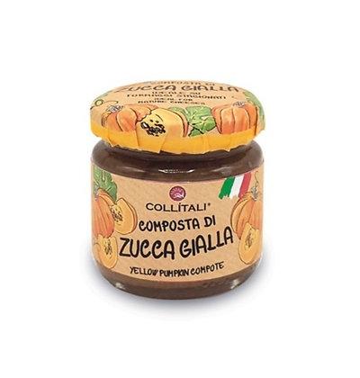 Italian Yellow Pumpkin Compote 110gr