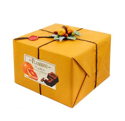 Gourmet Panettone Flamigni Orange and Dark Chocolate - 1 kg