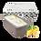 Thumbnail: Lemon Fruit Italian Gelato Ice Cream Tub - 5lt