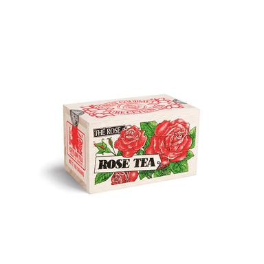 Rose Ceylon Tea 100gr
