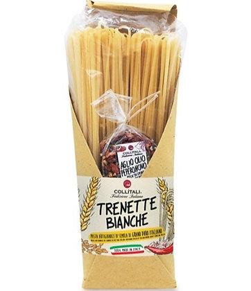 Trenette Bianche White Pasta with Garlic & Chili - 500gr