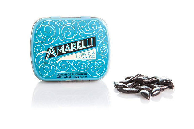 Licorice Flavored with Anise - Tin 20gr