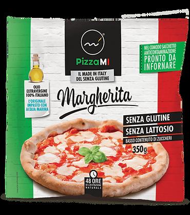 Margherita Pizza Gluteen Free Ø 28cm - 350gr