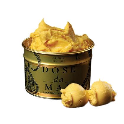 Custard Cream - Italian Premium Gelato 1.8kg Luxury Tin