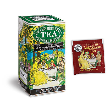 English Breakfast Tea 30x2gr