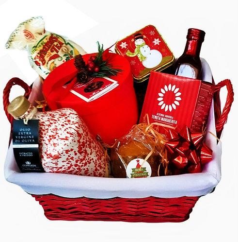 Red Gift Hamper