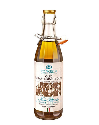 Extra Virgin Olive Oil 100% Italian Cold Press - 1ltr