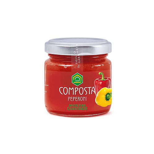 PEPPERS COMPOTE 100gr