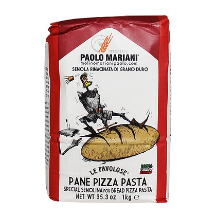 Type 00 Flour for BREAD - PIZZA - PASTA  - 1kg