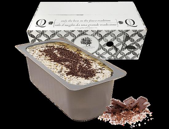 Stracciatella Italian Gelato Ice Cream Tub - 5lt