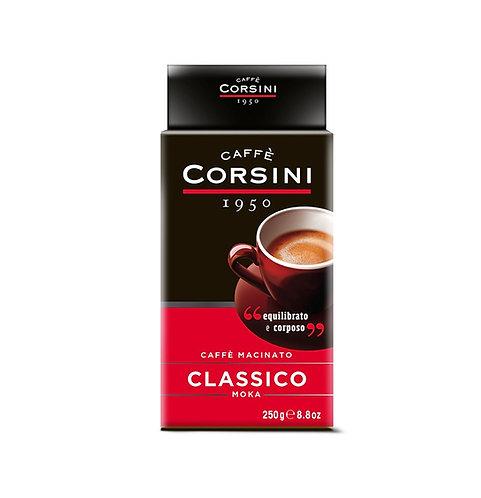Classic Moka Aroma Coffee Corsini 250gr - Ground