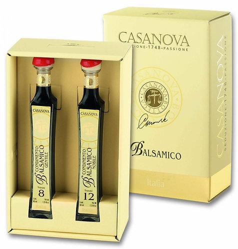 Balsamic Condiment Elegance Gift Box