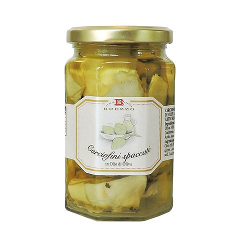 Artichockes Chinks In Olive Oil 280gr
