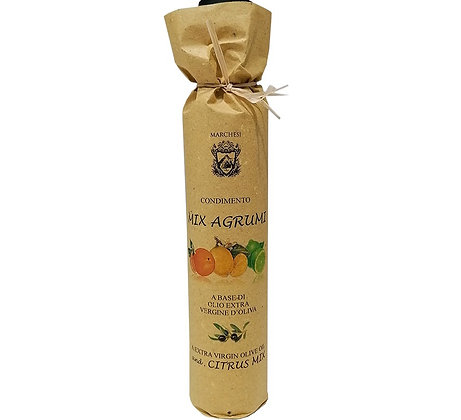 Extra Virgin Olive Oil With Citrus Fruits - 250ml