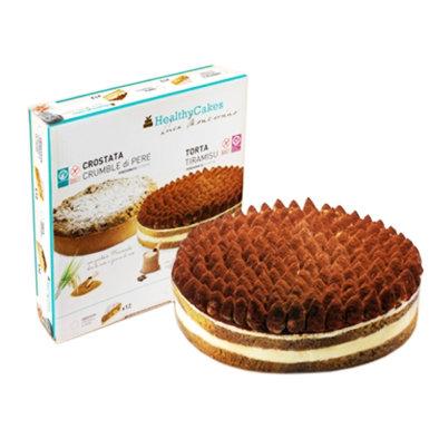 Tiramisu Cake Gluten Free - 630gr