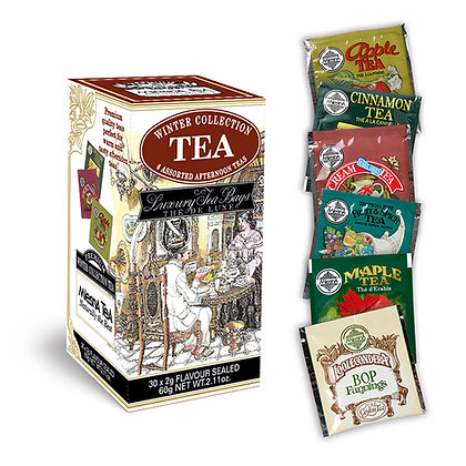 Winter Tea Collection 30x2gr