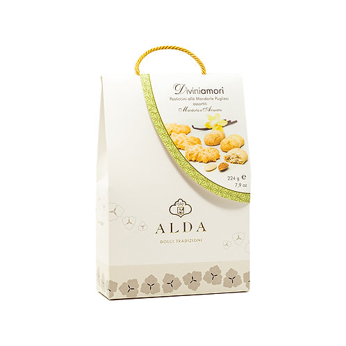 ALDA Soft Pastries Assorted In Classic Flavours 224gr