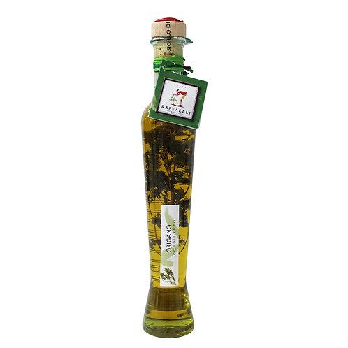 Extra Virgin Olive Oil & Oregano in Elegant Bottle 250ml