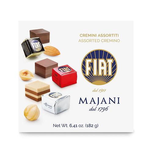 MAJANI Cubic FIAT Mix Cremini Chocolates - 18 pcs x 1 box