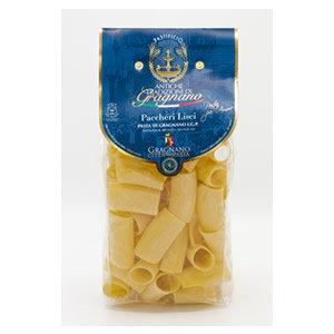 Pasta Gragnano Paccheri Lisci 500gr