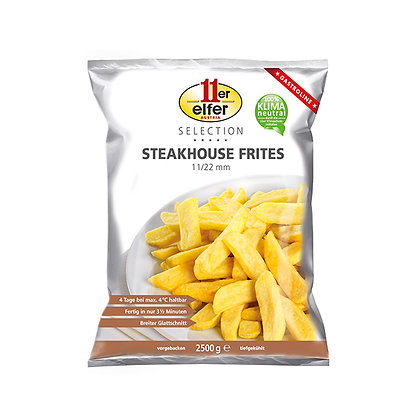 Steak House Fries - 2.5kg