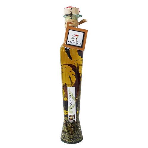 Extra Virgin Olive Oil & Meat Spices in Elegant Bottle 250ml