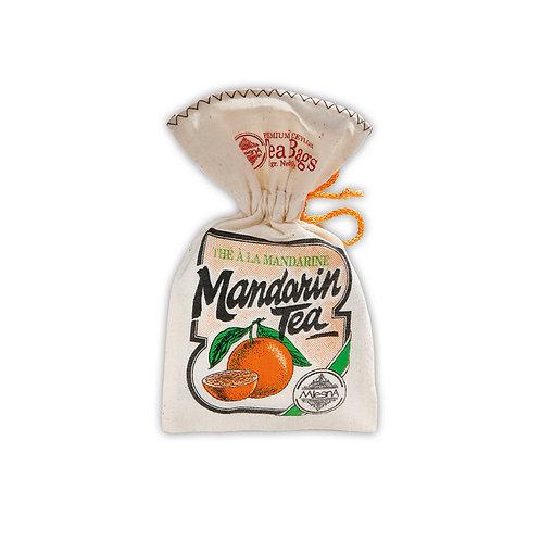 Mandarin Tea in fancy wrapping 20gr