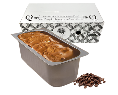 Italian Coffee Gelato Ice Cream Tab - 5lt