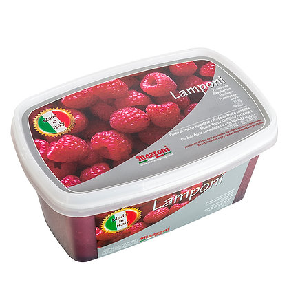 Raspberry Fruit Puree - 1kg
