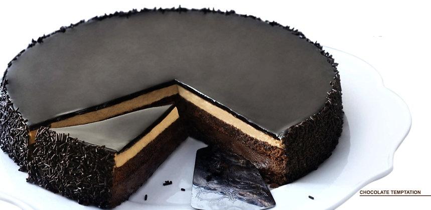 Chocolate Temptation Cake - 1.3 kg