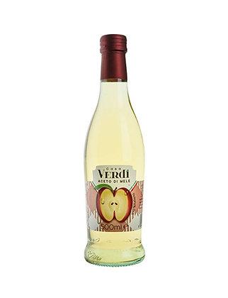 """APPLE VINEGAR - """"CASA VERDI"""" 5% acidity 500ml"""