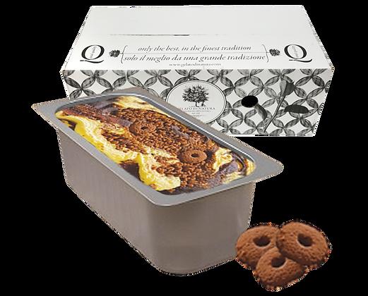 Cookies Premium Italian Gelato Ice Cream - 5lt