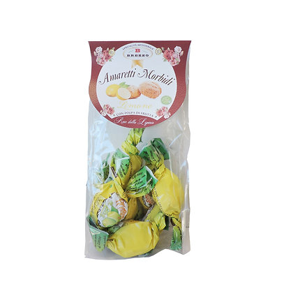 Soft Amaretti Lemon Flavour 150gr