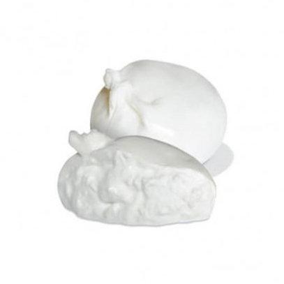 100% Cow Milk Italian Burrata Pugliese 120 gr x 1 pcs
