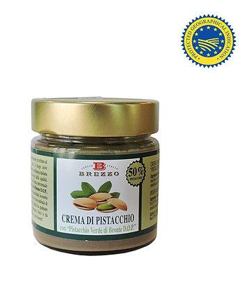Pistachio Green Di Bronte P.D.O. Cream Spread - 190gr