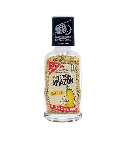 Amazon Yellow Spicy Pepper Grander Head - 33gr