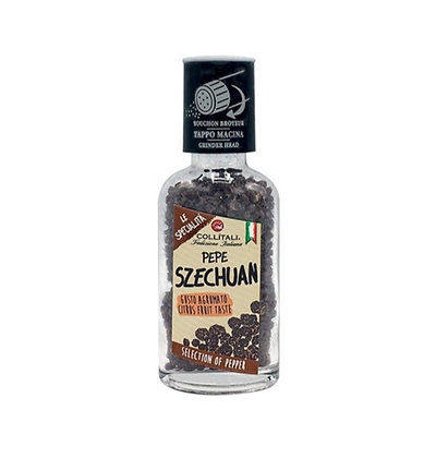 Szechuan Peppers Citrus Flavor With Grander Head 22gr